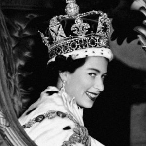 Coronation on 2nd June 1953