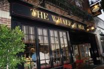 Award-winning Whale and Ale