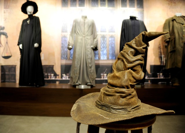 From J.K. ROWLING'S WIZARDING WORLD: The Harry Potter and Fantastic Beasts Exhibit at Warner Bros. Studio Tour Hollywood