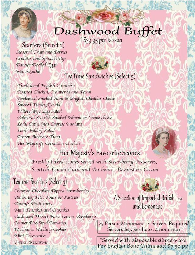 DashwoodBuffet