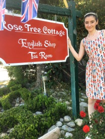 Afternoon Tea at Rose Tree Cottage