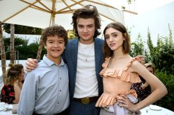 Stranger Things Cast at BAFTA Tea