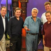At the Tonight Show with Jay Leno