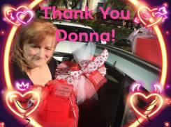 Return Customer! Thank you Donna!