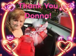 Return Customer! Thank you Donna!