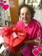 Valentine love for Mrs. Paguyo!