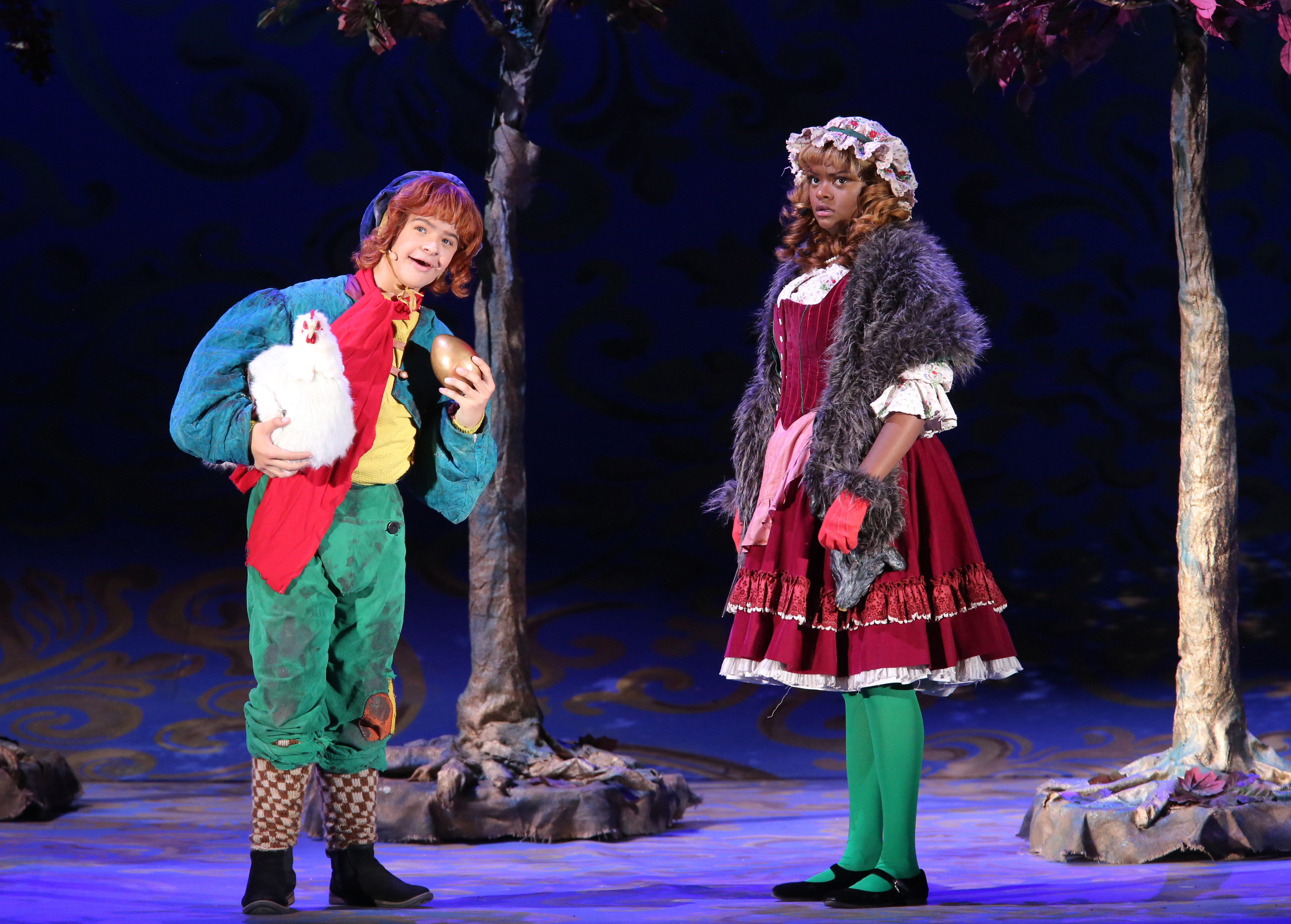 Hollywood Bowl Presents Into The Woods 2019